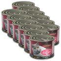 Leonardo conservă pentru pisici - carne de pui 12 x 200g