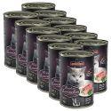 Leonardo Iepure -  conservă pentru pisici 12 x 400g