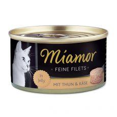 Conservă Miamor File ton și brânză 100 g