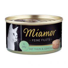 Conservă Miamor File ton cu legume 100 g