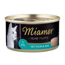 Conservă Miamor File ton și orez 100 g
