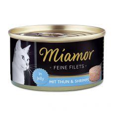 Conservă Miamor File ton și creveți 100 g