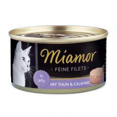 Conservă Miamor Filet ton și calamar 100 g