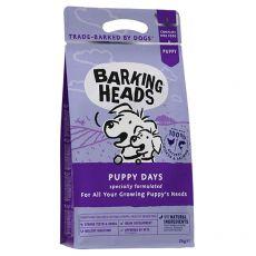 Barking Heads Puppy Days Grain Free 2 kg