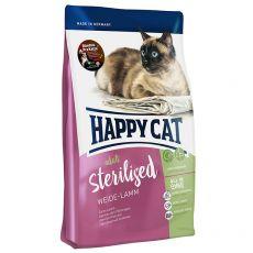 Happy Cat Sterilised Weide Lamm / Lamb 4 kg