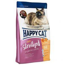 Happy Cat Sterilised Atlantik Lachs / Salmon 4 kg