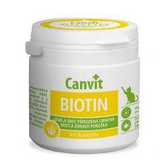 Canvit Biotin - pentru blana sanatoasa si stralucitoare de pisici, 100g