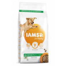 Iams Dog Adult Large Breed, Lamb 12 kg