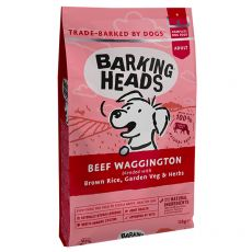 BARKING HEADS Beef Waggington 12 kg