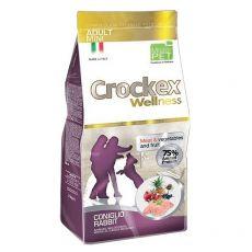Crockex Adult MINI iepure și orez 7,5 kg