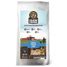 Farm Fresh Puppy/Junior pui și orez 20 kg
