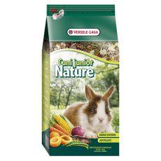 Cuni Junior Nature 750 g - hrană pentru iepuri pitici tineri