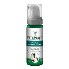 Spumă dentară avansată pentru câini VET´S BEST, 150 ml