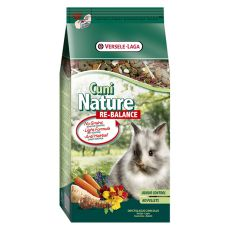 Cuni Nature Re-Balance 700 g - hrană uşoară pentru iepuri pitici