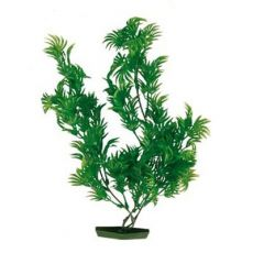 Planta de acvariu- plastic, 25 cm frunziş decolorat