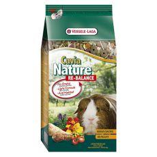 Cavia Nature Re-Balance 700 g - hrană uşoară pentru cobai