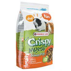 Crispy Muesli 1 kg - hrană pentru cobai