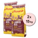 JOSERA Lamb & Rice Adult 2 x 15 kg