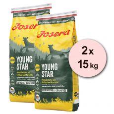 JOSERA Youngstar 2 x 15 kg