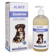 ALAVIS șampon foarte moale 500 ml