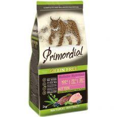 Primordial GF Kitten rață & curcan 2 kg