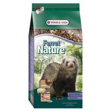 Ferret Nature 750 g - hrană pentru dihori