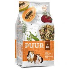PUUR Guinea Pig - gourmet amestec pentru porcușorii de guineea 2,5 kg