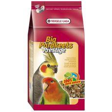 Peruşi mari 1kg - mâncare pentru papagali medii