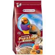 Cinteze tropicale Premium 1kg - mâncare pentru păsări exotice