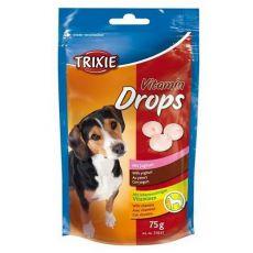 Trixie Vitamin Drops – bombonele cu vitamine (iaurt) - 75 g
