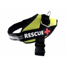 Ham pentru câini Rescue XXL 80 - 110 cm, verde