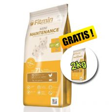 Fitmin MINI Maintenance 15 kg + 2kg GRATUIT