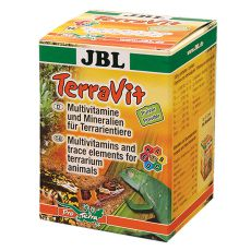 JBL TerraVit Powder 100g