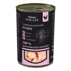 Can Fitmin For Life PUPPY Chicken 400 g