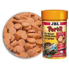 Hrană pentru broaște țestoase de apă JBL Tortil 100ml