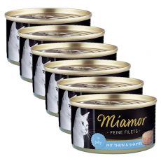 Conservă Miamor File ton și creveți 6 x 100 g
