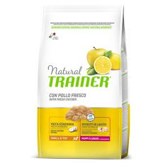 Trainer Natural Small and Toy, Puppy & Junior, cu pui 7 kg