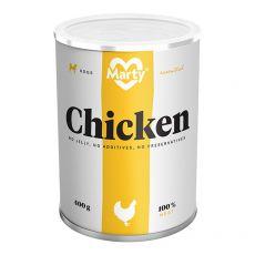 Conservă MARTY Essential Chicken 400 g