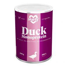 Conservă MARTY Duck Monoprotein 400 g
