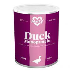 Conservă MARTY Duck Monoprotein 800 g