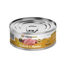 Conservă pentru pisici MARTY ProCarnivora Chicken & Beef 100 g