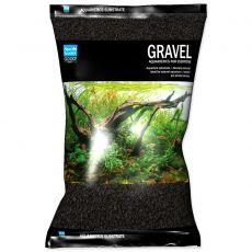 Aqua Exellent Substrat acvariu negru 2-4 mm, 8kg
