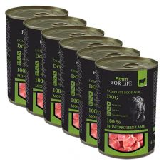 Can Fitmin For Life LAMB 6 x 400 g