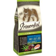 Primordial GF Cat Adult Salmon & Tuna 6 kg