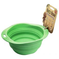 BecoBowl EKO Travel bol pliant, verde S