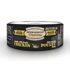 Conservă Oven-Baked Tradition Pate CHICKEN dog 156 g