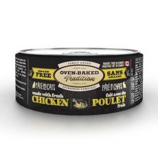 Oven-Baked Tradition Pate CHICKEN cat conservă 156 g