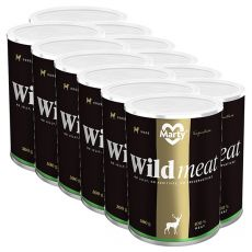 Conservă MARTY Signature Wild Meat 12 x 300 g