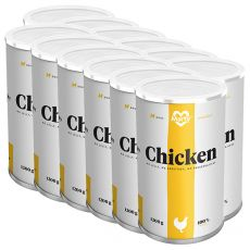 Conservă MARTY Essential Chicken 12 x 1200 g