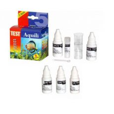 Tester Aquili Test 5 in 1 - pH, kH, GH, NO2, NO3